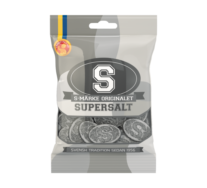 S-MARKE SUPERSALT