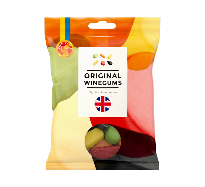 ORIGINAL WINEGUMS