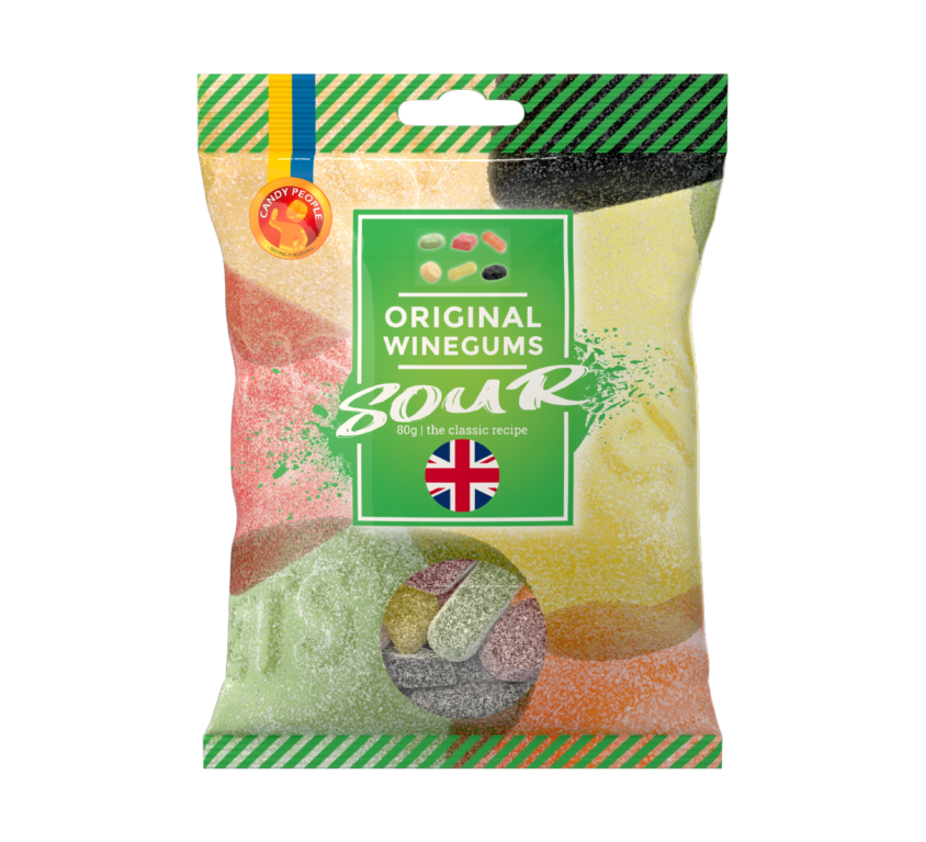 ORIGINAL WINEGUMS SOUR