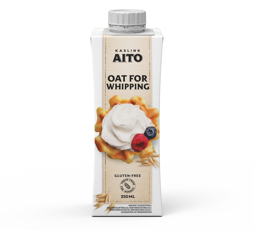OAT for WHIPPING