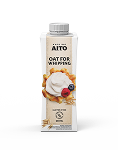 OAT WHIPPING