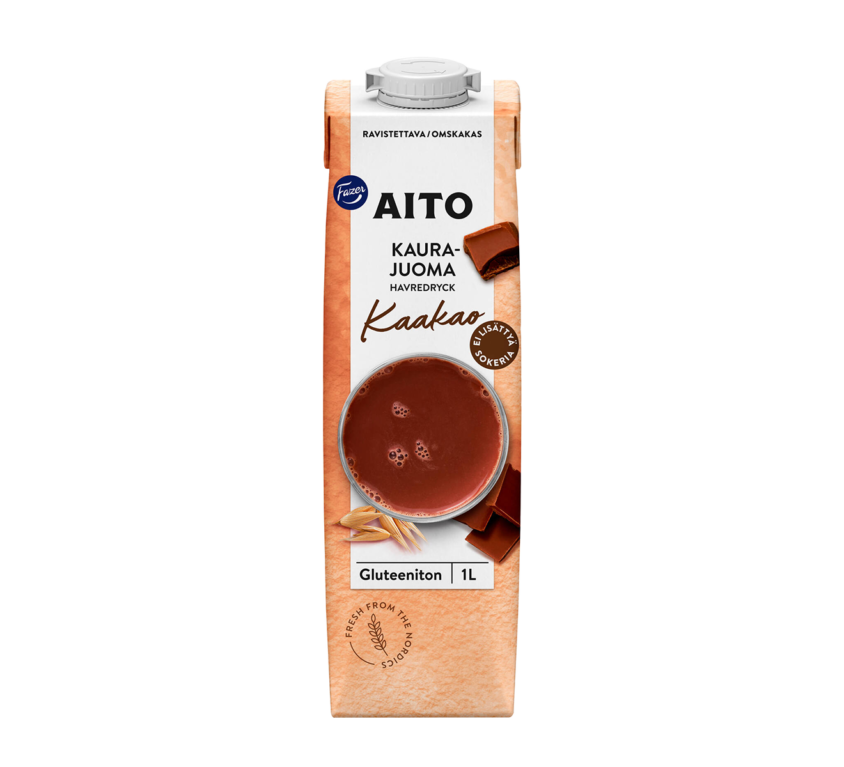 Oat Drink Chocolate 1L